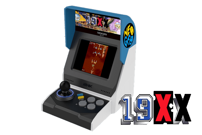 sample neogeo mini profile
