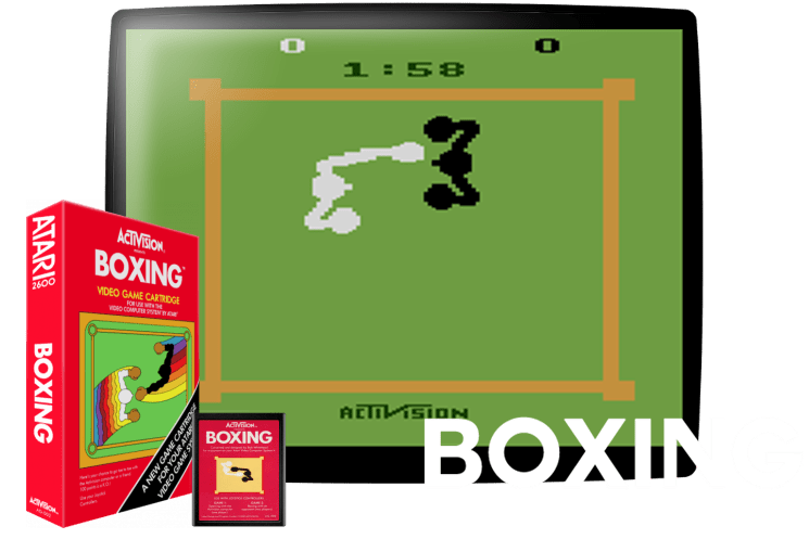 Boxing screenscraper mix arrm
