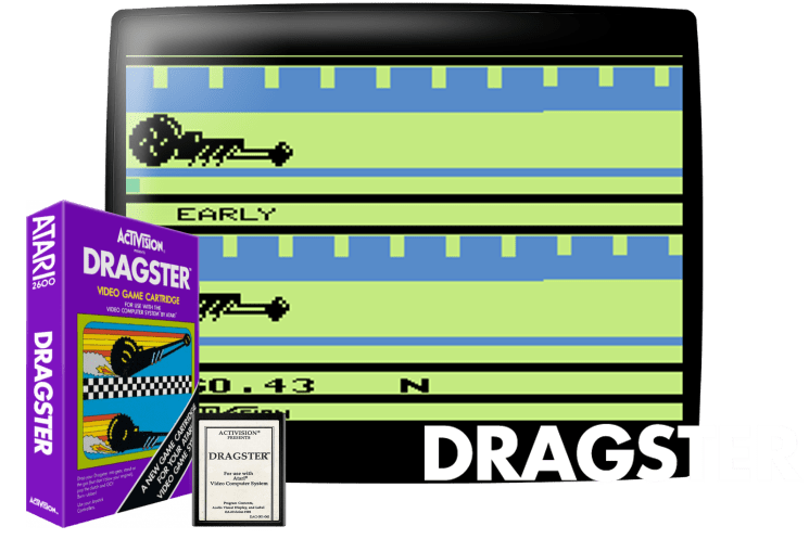 Dragster (PAL) screenscraper mix arrm