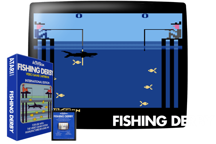 Fishing Derby screenscraper mix arrm