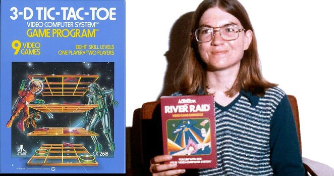 carol shaw is the first video game developer 1