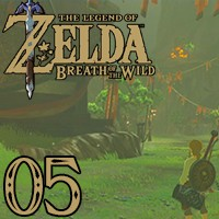 The Legend of Zelda : Breath of the Wild #05 | En route vers le Village Cocorico !