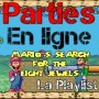 Parties en Ligne : Mario's Search For The 8 Jewels [Playlist] [Coop Mr Derulo]